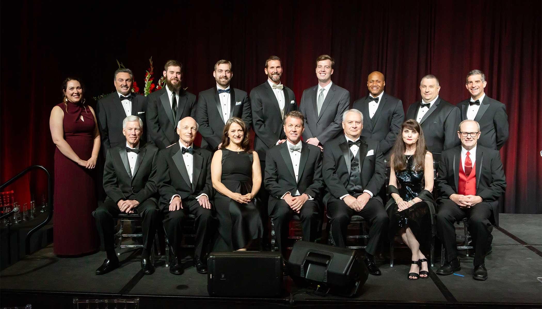 2019 Alumni Award Winners